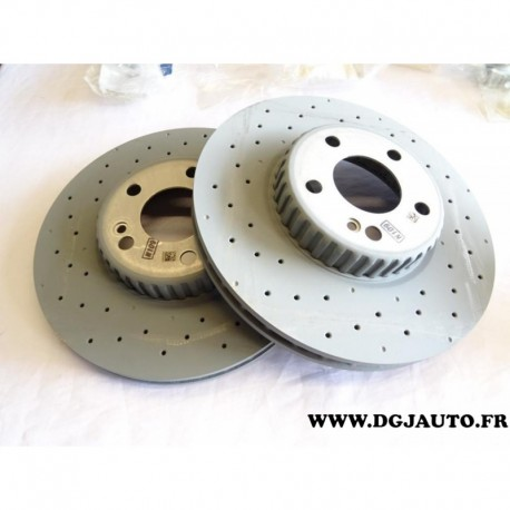 paire disque de frein avant ventil perc 0004212112 pour mercedes classe c w205 partir 2013 au. Black Bedroom Furniture Sets. Home Design Ideas