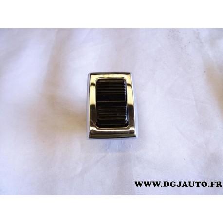 bouton commande leve vitre electrique contour chrome 0018215151 pour mercedes w116 w123 au. Black Bedroom Furniture Sets. Home Design Ideas