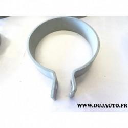 Collier serrage tuyau echappement 100.5mm diametre N071555100501 pour mercedes man daf renault trucks volvo
