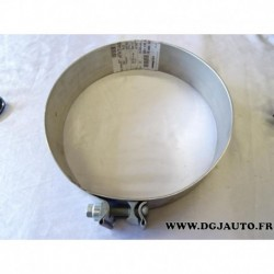 Collier fixation filtre à particules FAP echappement 0019954544 pour mercedes atego