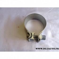 Collier serrage tuyau echappement 2104800541 pour mercedes classe E W210