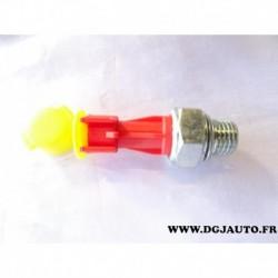 Sonde capteur pression huile 504310254 pour ducato iveco daily 3 diesel JTD