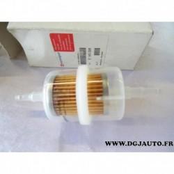 Filtre à carburant essence E145098 pour fiat 124 126 X1/9 alfa romeo 33 75 alfasud citroen 2CV AX BX C15 C25 CX XM ZX visa opel