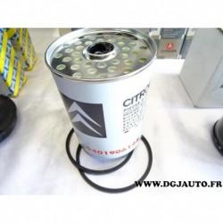 Filtre à carburant gazoil E148101 pour citroen BX CX C25 C35 XM fiat regata peugeot 205 309 405 605 J5 ford granada sierra 1 2 s