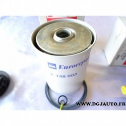 Filtre à carburant gazoil E148003 pour citroen BX CX XM C25 C35 visa fiat 238 241 242 regata ritmo peugeot 205 309 405 605 J5 re