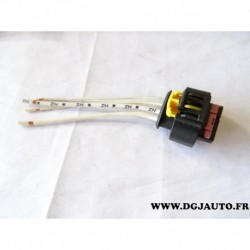 Cosse de reparation branchement faisceau 6600.FJ pour citroen C4 picasso peugeot
