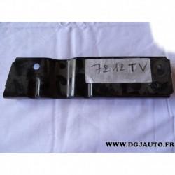 Etrier fixation appui face avant gauche traverse masque 7212.TV pour citroen C1 peugeot 107