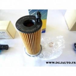 Filtre à huile ELH4436 pour BMW F20 F21 E90 E91 E92 E93 F30 F31 F10 F11 F12 F13 E84 F25 mini clubman countryman cooper one
