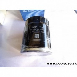 Filtre à huile 25184029 pour chevrolet epica V250 2.0 2.5 V6 et GME midi