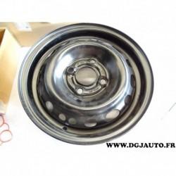 """Jante tole 5x13 13"""" 13 pouces ET43 24463046 pour opel corsa C 1.0 1.2 essence"""