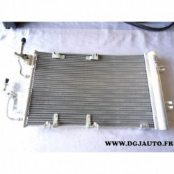 Condenseur radiateur climatisation 13300339 pour opel astra H zafira B 1.7 1.9 CDTI 2.0 turbo essence