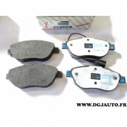 Jeux 4 plaquettes de frein avant montage bosch 71752990 pour fiat bravo 2 doblo 3 liena idea multipla stilo lancia delta 3 opel