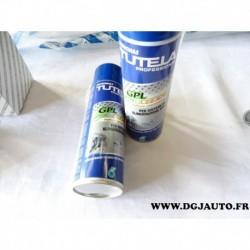 Bombe aerosol 120ML tutela professionnel petronas GPL CLEAN nettoyant système injection GPL