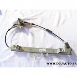 Mecanisme leve vitre manuel porte arriere droite 46790324 pour lancia lybra