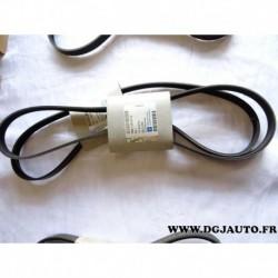 Courroie accessoire 5PK1028 pour opel astra G vectra C signum citroen saxo peugeot 106 saab 93 9-3 fiat croma 2