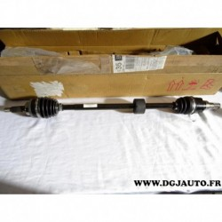 Cardan transmission avant droit 44101M68K50 pour suzuki alto 1.0 partir 2009 avec ABS