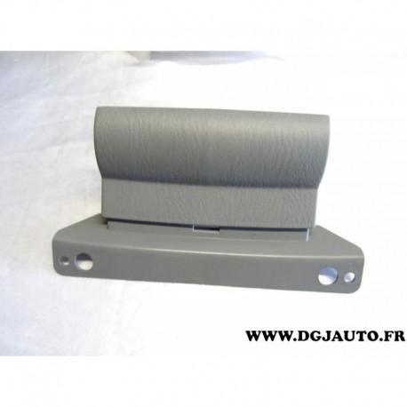 Revetement cache plastique console centrale porte gobelet for Revetement pour porte
