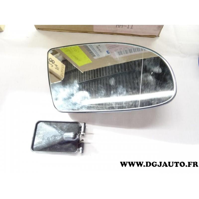 Glace miroir vitre retroviseur avant droit 90484980 pour opel tigra a corsa b au meilleur prix for Glace miroir