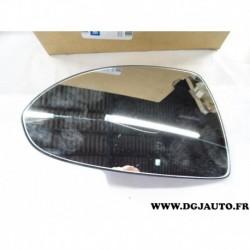Glace miroir vitre retroviseur electrique avant gauche 13187627 pour opel corsa D