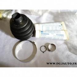 Kit soufflet de cardan transmission coté roue 90542853 pour opel calibra ascona C vectra A kadett E astra F