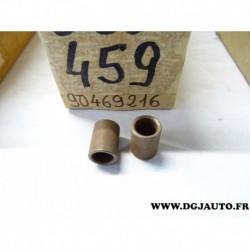 1 Douille entretoise fixation etrier catalyseur echappement 90469216 pour opel omega B