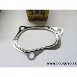Joint de turbo à catalyseur echappement 93187875 pour opel corsa C D meriva A 1.3CDTI 1.3 CDTI