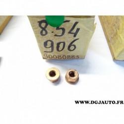 Lot 5 ecrous M8 collecteur echappement turbo 90080883 pour opel calibra ascona C vectra A kadett E
