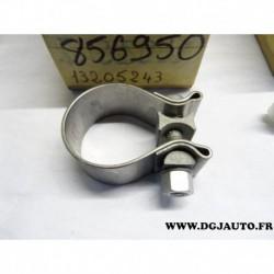 Collier 45mm tuyau echappement 13205243 pour opel vectra C signum