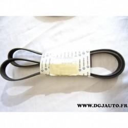 Courroie accessoire 6PK1675 pour suzuki vitara volvo 850 skoda felicia 1 2 renault laguna ford escort 5 6 7