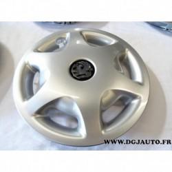 """Enjoliveur de roue jante 14"""" 14 pouces 90468687* pour vauxhall opel vectra B (logo avec imperfection)"""