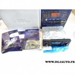 Autoradio poste radio navigation VDO dayton MS4150RS 990E0-59J05 pour suzuki (carte GPS époque)