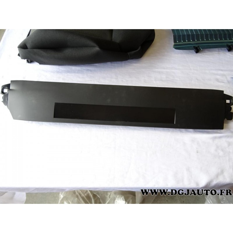plaque centrale couvre radiateur refroidissement 9128977 pour opel omega b au meilleur prix 21. Black Bedroom Furniture Sets. Home Design Ideas