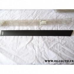 Baguette moulure de porte arriere gauche anthracite 13145602 pour opel astra H 5 portes