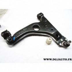 Triangle bras de suspension avant droit 24428209 pour opel astra G dont coupé