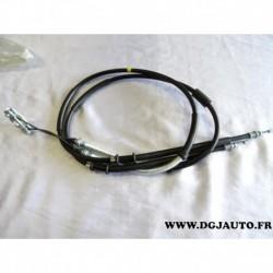 Cable de frein à main gauche et droit 13332849 pour opel corsa D