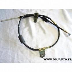 Cable de frein à main arriere gauche 9210314 pour opel agila A