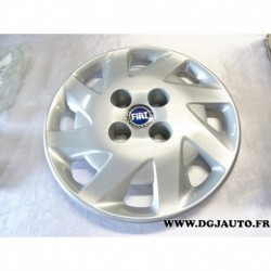 Enjoliveur de roue jante 51722232 pour fiat panda 2 et punto FL partir 2003