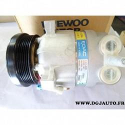 Compresseur climatisation 96394697 pour daewoo leganza nubira chevrolet evanda 1.6 2.0