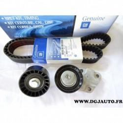 Kit de distribution courroie + galets 93744703 pour chevrolet daewoo aveo kalos lacetti nubira nexia 1.4 1.6 essence