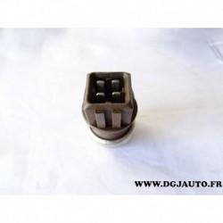 Sonde interrupteur temperature ventilateur radiateur refroidissement 357919369E pour audi A3 volkswagen beetle jetta golf 3 pass