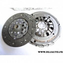 Kit embrayage disque + mecanisme 074198141AX pour volkswagen transporter T40 2.5TDI 2.5 TDI