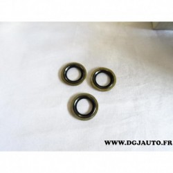 Joint raccord durite huile turbo 55571900 pour opel insignia mokka astra J zafira C corsa D meriva B cascada 1.4 1.6 essence