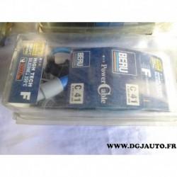 Jeu cable faisceau fils allumage bougie 0900301090 pour renault laguna safrane 2.0 volvo S40 V40 1.6 1.8 1.9 2.0