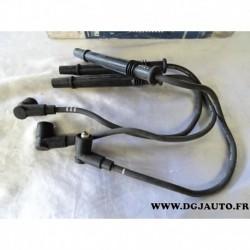 Jeu 3 cables faisceau fils allumage bougie 0300891604 pour renault clio 2 3 4 modus kangoo thalia twingo 1 2 wind dacia logan 2