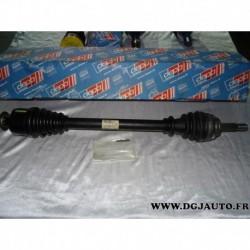 Cardan transmission 21/23 cannelures 3200600 pour renault kangoo 1.2 1.4 1.6 essence 1.9D 1.9DTI 1.5DCI 1.5 1.9 D DTI DCI clio 2