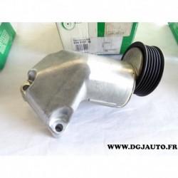 Galet tendeur courroie accessoire 534013120 pour ford focus 1.4 1.6 dont 16v essence