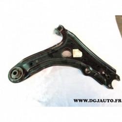 Triangle bras de suspension avant VOWP8221 pour volkswagen golf 3 dont golf 4 cabriolet vento