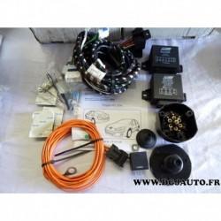 Faisceau attelage attache remorque 7 poles multiplexé PE015BB pour peugeot 407 partir 2004