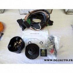 Faisceau attelage attache remorque 7 poles specifique VAG039B pour audi A4 break partir 1995