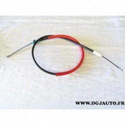 Cable de frein à main arriere gauche 11.6584 pour renault clio 2 frein à tambour